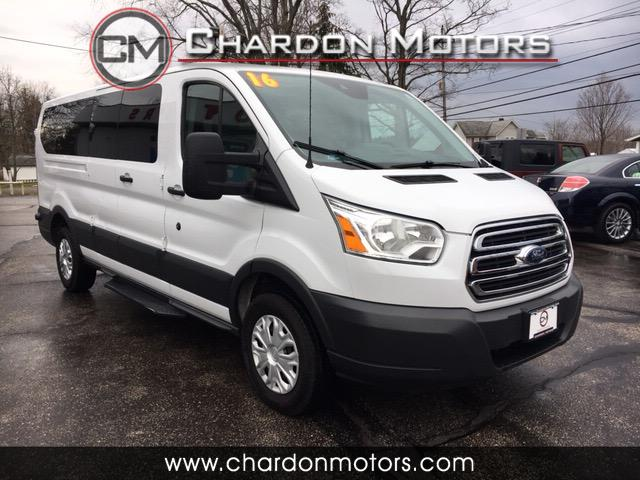2016 Ford Transit 350 Wagon Low Roof XLT 60/40 Pass. 148-in. WB