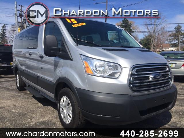 2015 Ford Transit 350 Wagon Low Roof XLT 60/40 Pass. 148-in. WB