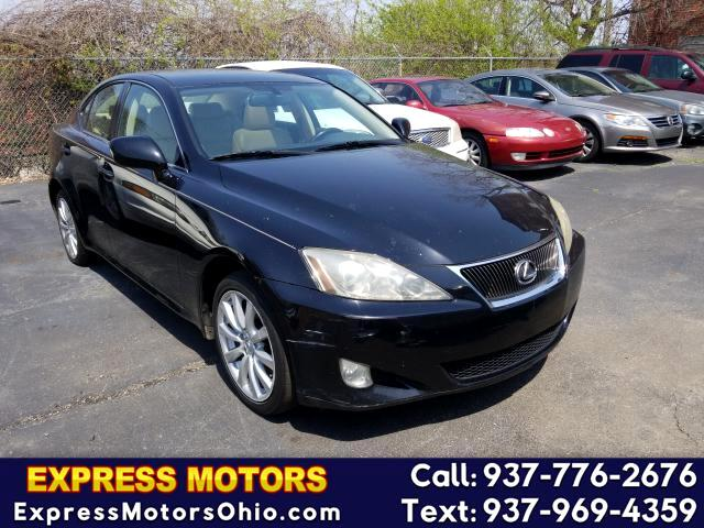 2006 Lexus IS IS 250 AWD