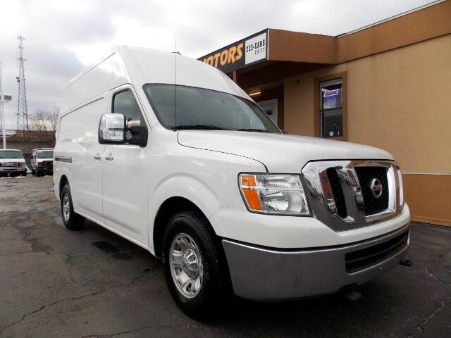 2012 Nissan NV Cargo 3500 HD SV High Roof