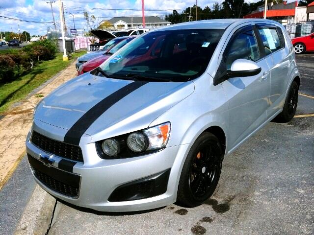 2014 Chevrolet Sonic LT Manual 5-Door