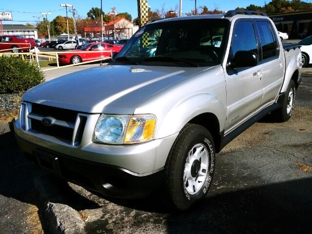 2002 Ford Explorer Sport Trac 4WD Value - 200A