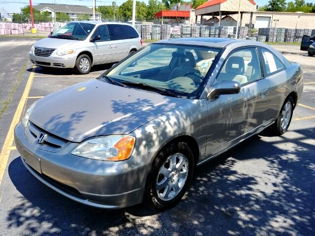 2003 Honda Civic EX Coupe 4-spd AT