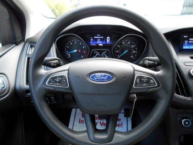 2016 Ford Focus S Sedan