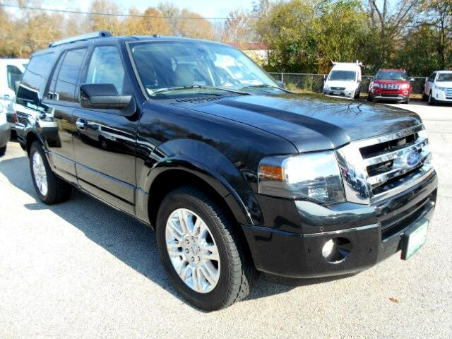 2014 Ford Expedition Limited 4x2