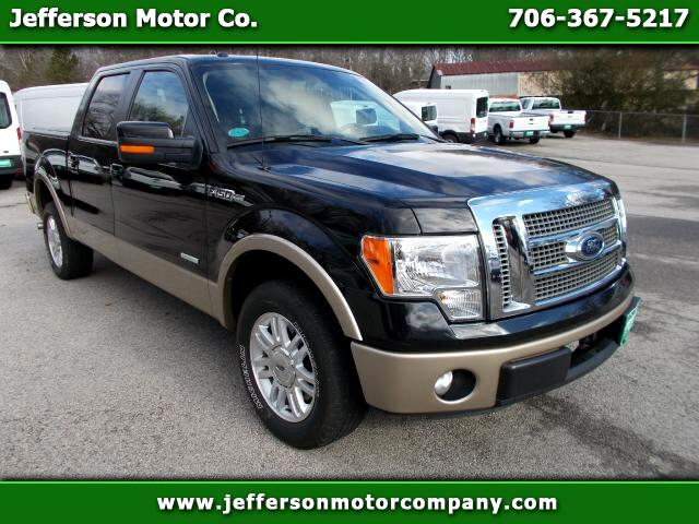 Used 2012 Ford F 150 For Sale In Jefferson Ga 30549