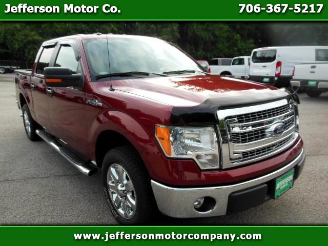 used 2014 ford f 150 for sale in jefferson ga 30549
