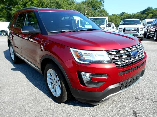 Used 2016 ford explorer xlt fwd for sale in jefferson ga for Jefferson ford motor company
