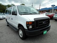 2014 Ford Econoline