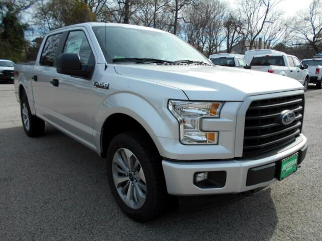 2017 Ford F-150 STX SuperCrew 4WD