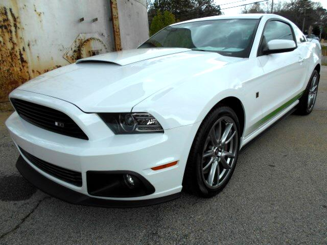2014 Ford Mustang Roush Stage 1