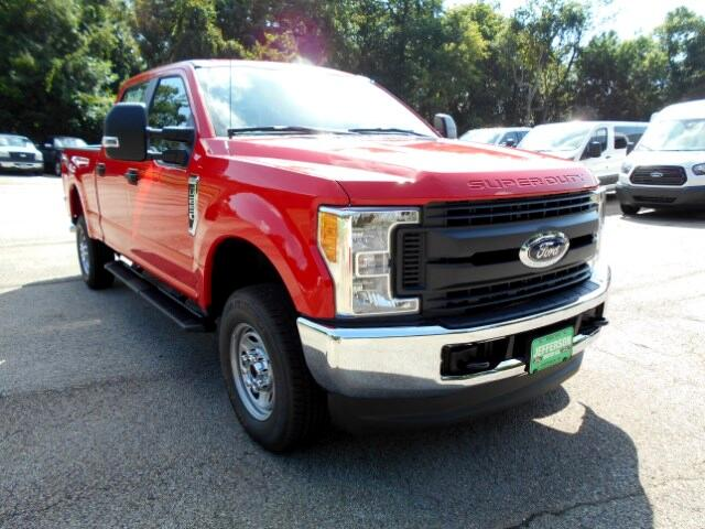 2017 Ford F-250 SD XL Crew Cab Short Bed 4WD
