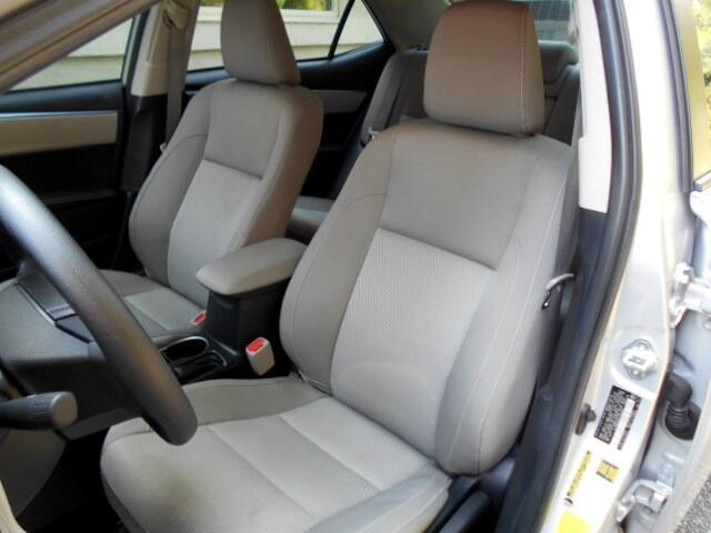 2015 Toyota Corolla LE CVT