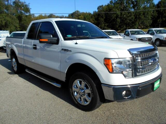 2014 Ford F-150 XLT SuperCab 6.5-ft. 2WD
