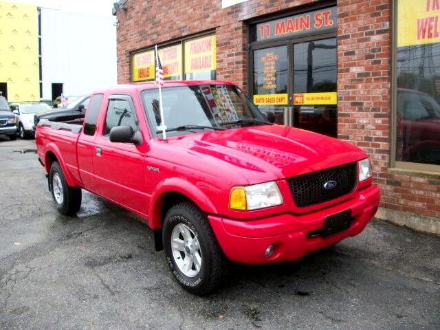 2002 Ford Ranger Edge SuperCab 4WD - 375A