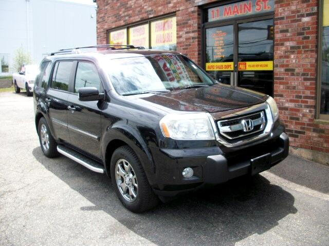 2009 Honda Pilot Touring 4WD with DVD