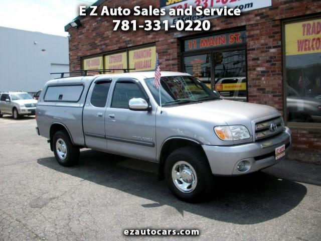 2005 Toyota Tundra SR5 Access Cab 4WD