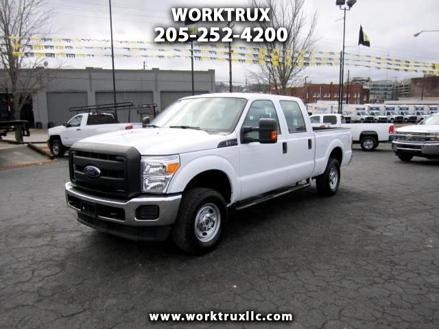 2016 Ford F-250 SD CREW 4X4