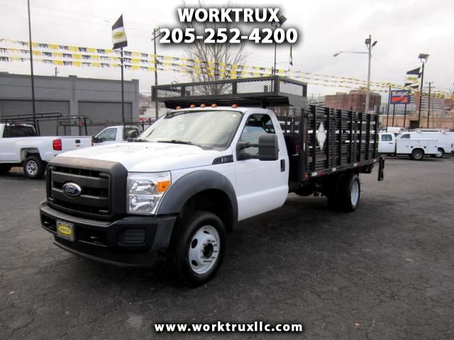 2011 Ford F-550 FLATBED W/GATE