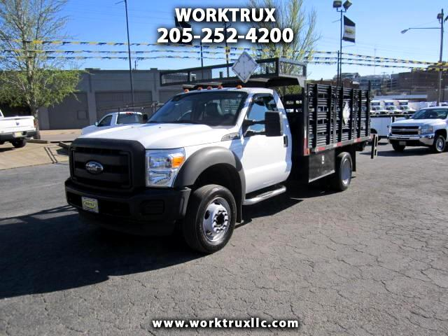 2013 Ford F-550 12' FLATBED