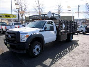 2011 Ford F550