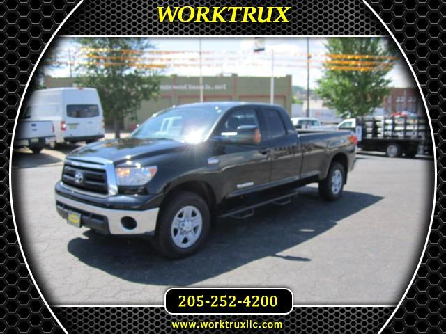 2013 Toyota Tundra Tundra-Grade 5.7L Double Cab Long Bed 4WD