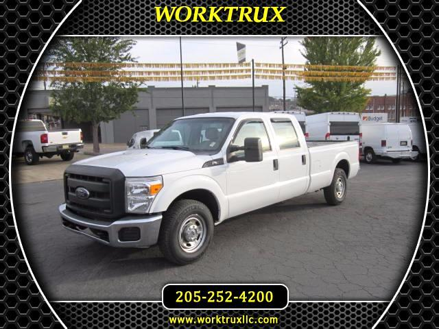 2013 Ford F350 CREW CAB XL