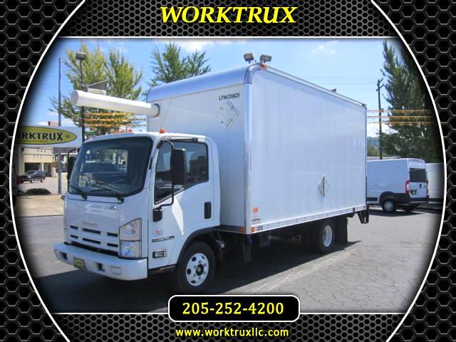 2013 Isuzu NPR 16FT BOX