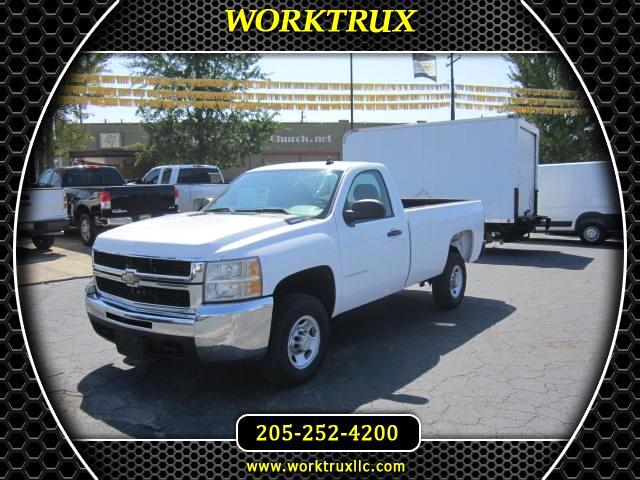 2008 Chevrolet Silverado 2500HD Long Box 2WD