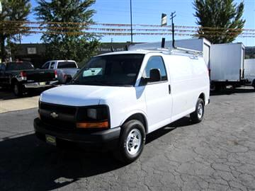 2011 Chevrolet G-Series Van