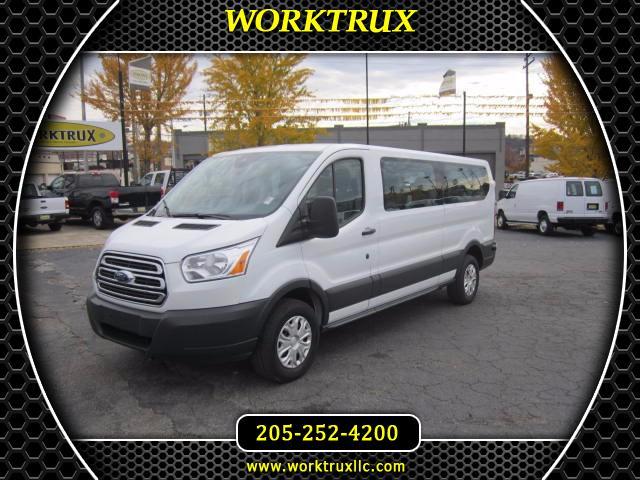 2015 Ford Transit XLT 15 passenger