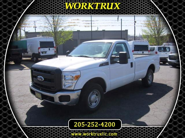 2012 Ford F-250 SD REG LWB