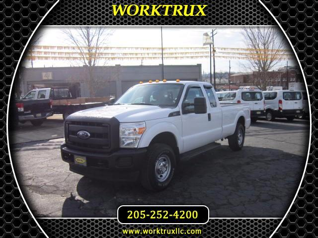 2012 Ford F-250 SD EXT CAB 4X4