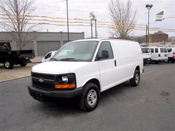 2015 Chevrolet G-Series Van