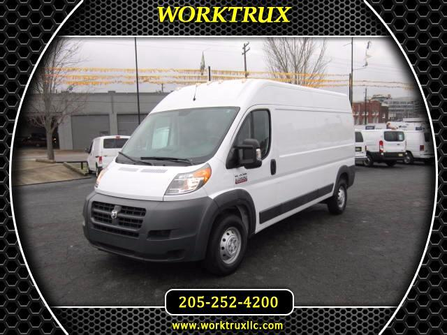 2016 RAM Promaster HIGH ROOF EXT