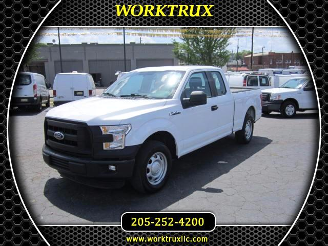 2015 Ford F-150 EXT SWB