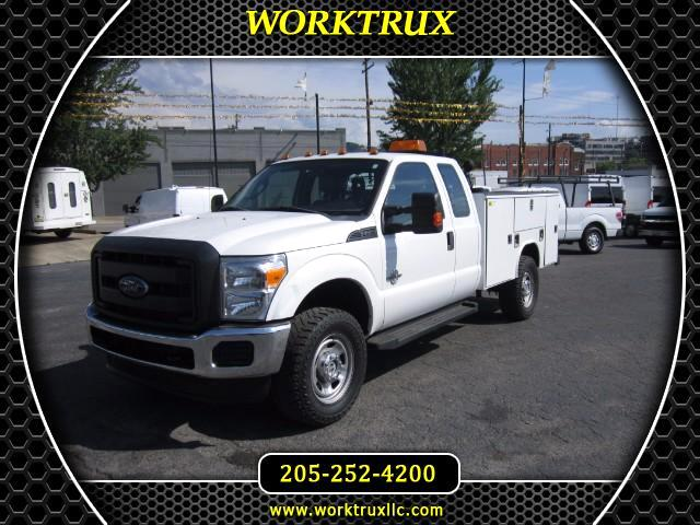 2013 Ford F-350 SD XL SuperCab Long Bed 4WD