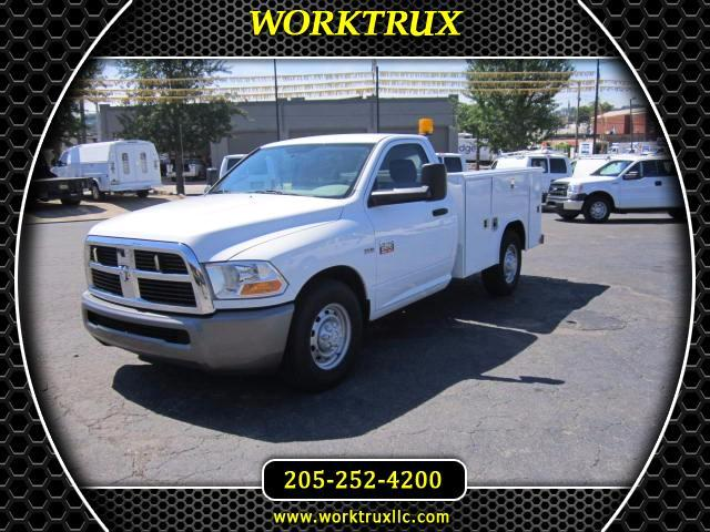 2011 Dodge Ram 2500 Reg. Cab Long Bed 2WD