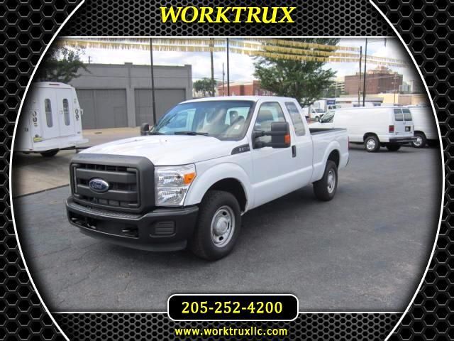 2014 Ford F-250 SD EXT SWB
