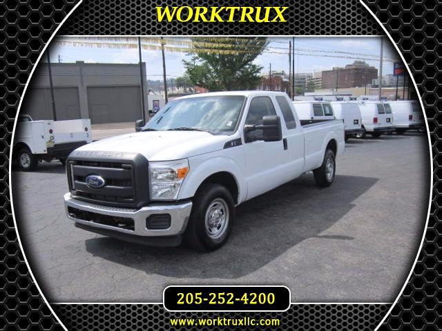 2012 Ford F-250 SD EXT LWB