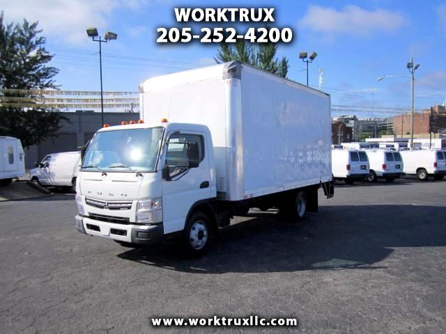 2012 Mitsubishi Fuso FE BOX TRUCK