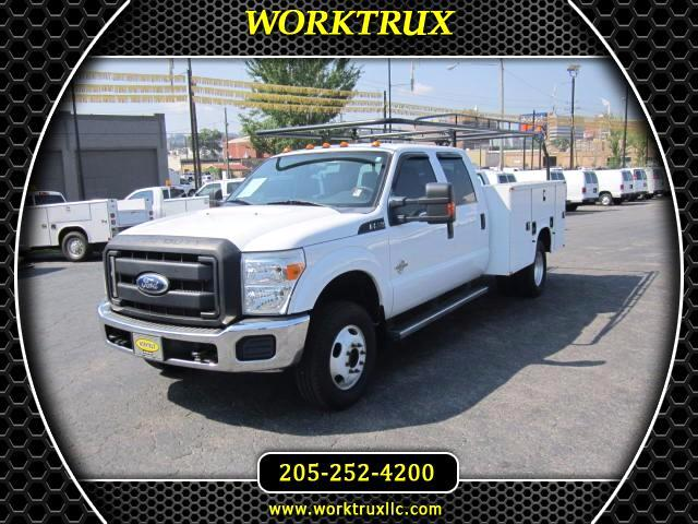 2012 Ford F-350 SD CREW UTILITY
