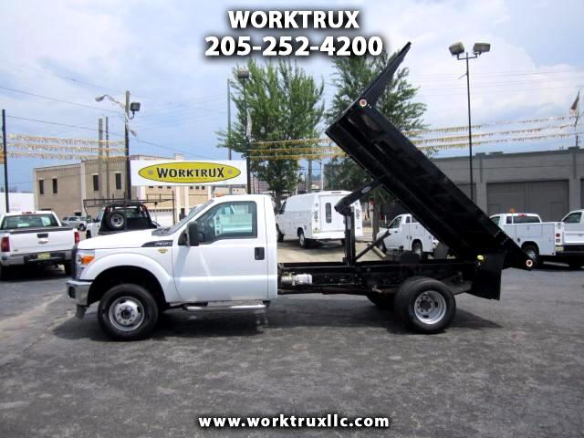 2013 Ford F-350 SD 11FT DUMP BED