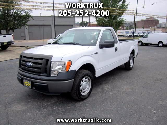 2011 Ford F-150 REG CAB LONG BED