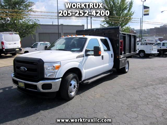 2013 Ford F-350 SD CREW DUMP BED