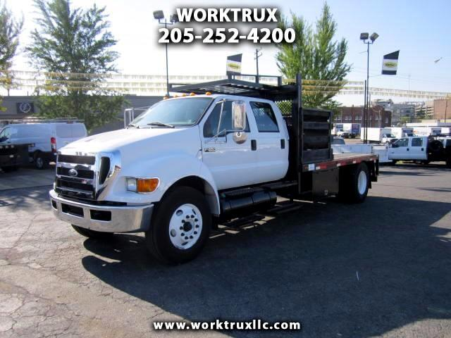 2009 Ford F-650 14' FLATBED