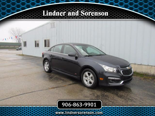 2016 Chevrolet Cruze Limited 1LT LIMITED