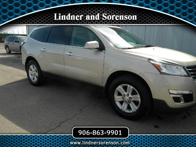 2013 Chevrolet Traverse LT FWD