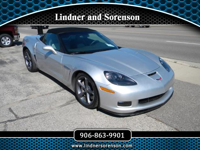 2011 Chevrolet Corvette GS Convertible 2LT