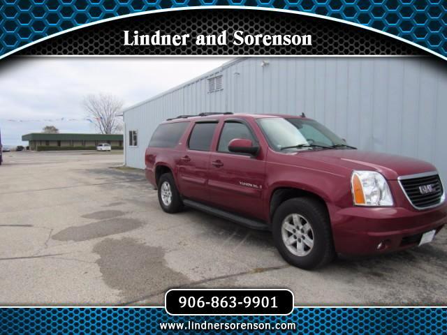 2007 GMC Yukon XL SLT 4WD
